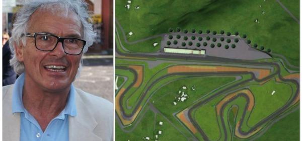 Carlo Toma, Foto da Facebook Autodromo del Gran Sasso