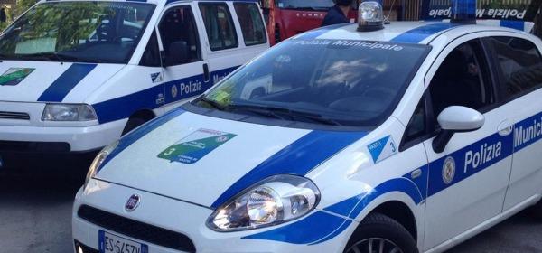 Polizia municipale Pescara