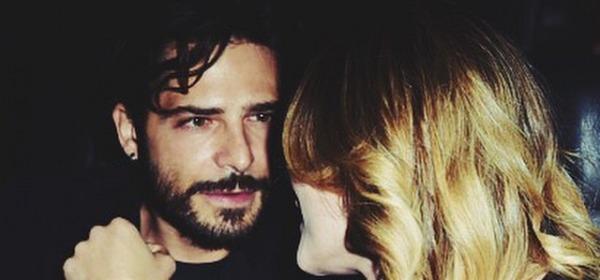 Marco Bocci e Laura Chiatti su instagram
