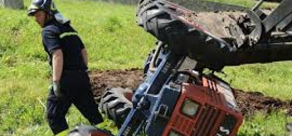 incidente trattori