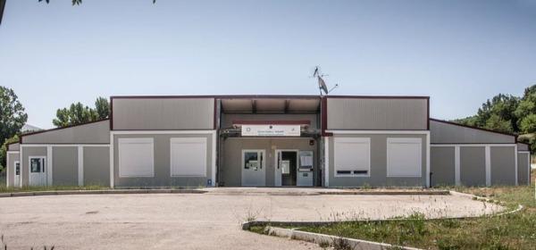 scuola-container di Pagliara di Sassa (L'Aquila)