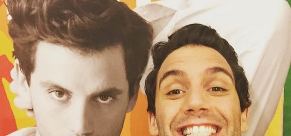 Mika - foto da instagram