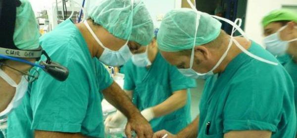 Trapianto di rene ad un paziente sveglio