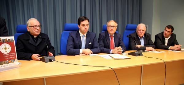 Conferenza costituzione Comitato regionale Giubileo Misecordia