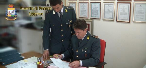 """GdF Cosenza, Operazione """"EASY ALLOWANCE"""""""