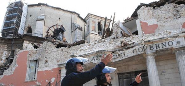 terremoto 6 aprile 2009