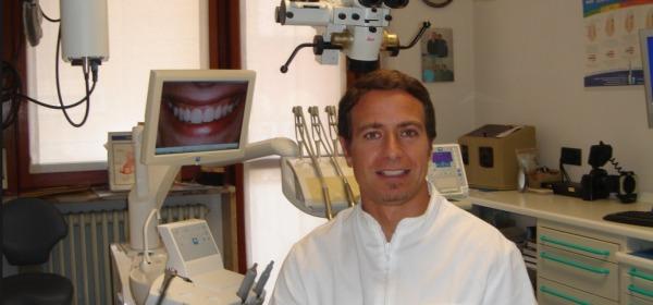 Il Dott. Lucio Daniele, Presidente ANDI L'Aquila