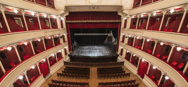 Teatro Maria Caniglia -Sulmona