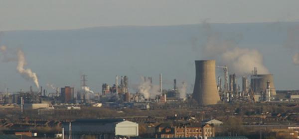 Smog, analisi Coldiretti