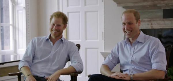 Il principe William nel documentario realizzato da Itv