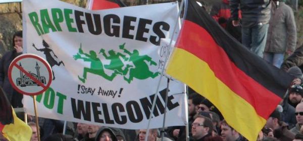 Colonia, manifestazione contro violenza