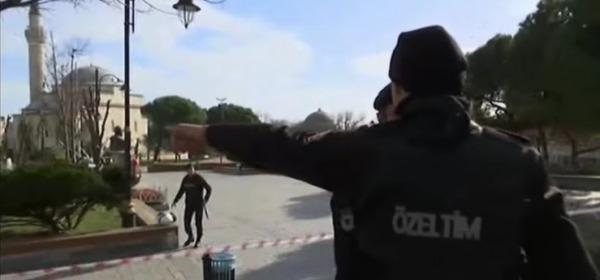 Esplosione a Istambul