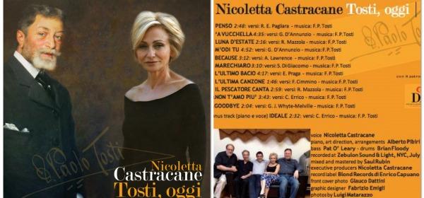 "CD Nicoletta Castracane - ""TOSTI, oggi"""