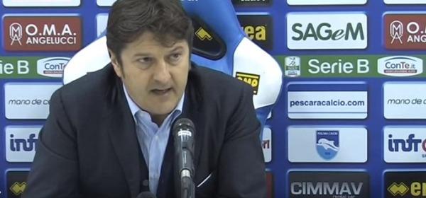 Daniele Sebastiani, Presidente del Pescara calcio