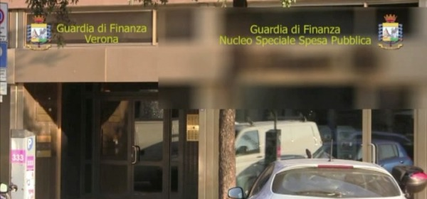 "Operazione ""Aurora"", Gdf Verona"