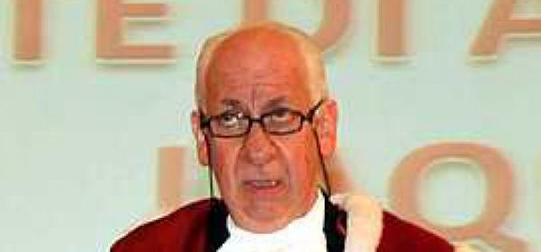 Stefano Schirò, presidente della Corte di Appello dell'Aquila,