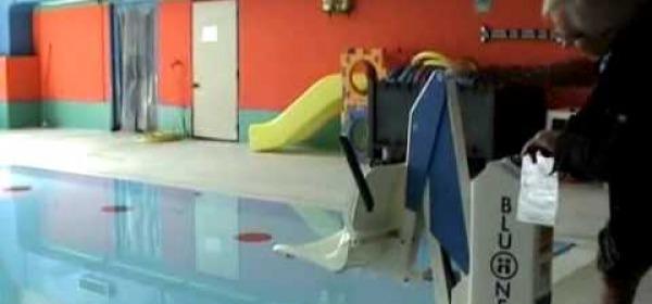 sollevatore piscina