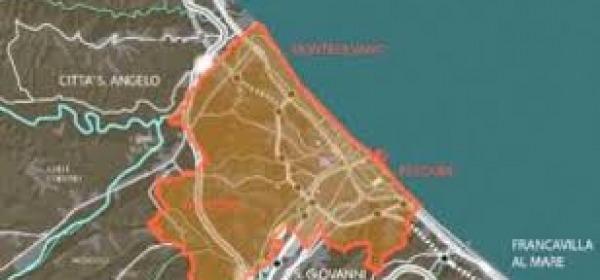 mappa grande Pescara