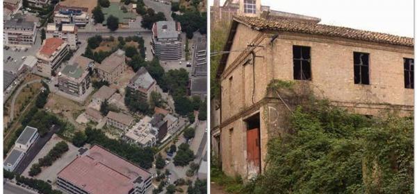 Pescara, progetto di ricostruzione della Filanda Giammaria