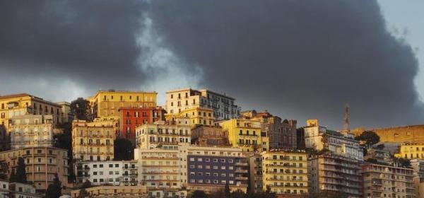 collina di Posillipo a Napoli