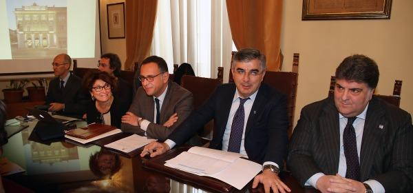 Conferenza sul Restauro del Teatro Michetti di Pescara