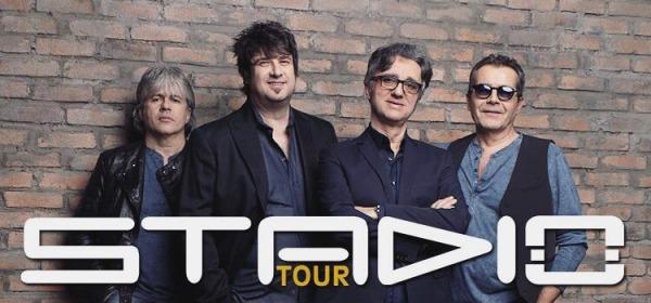 STADIO tour 2016