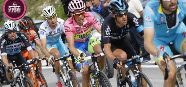 Giro D'Italia - foto da Twitter