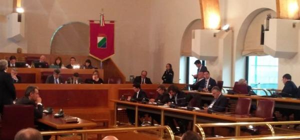 Consiglio Regionale Abruzzo, seduta ordinaria del 24.05.2016