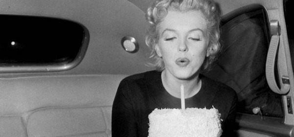 Marilyn Monroe - foto da twitter