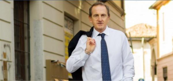 Emanuele Antonelli, sindaco di Busto Arsizio - foto da Fb