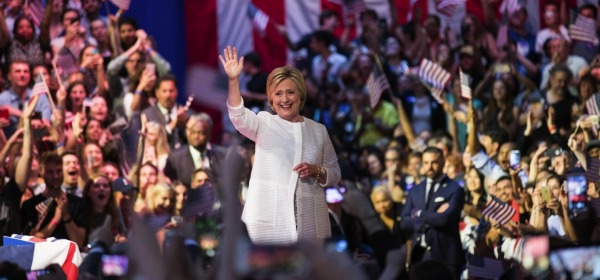 Hillary Clinton - foto da facebook