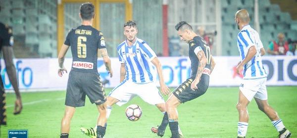 (foto Mucciante - facebook Pescara Calcio)