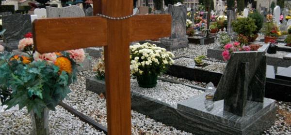 cimitero - foto di repertorio