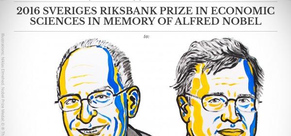 premio Nobel Economia - Oliver Hart e Bengt Holmstroem