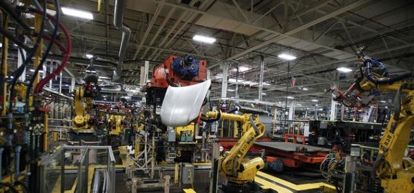 produzione industriale