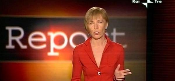Milena Gabanelli lascia la conduzione di Report