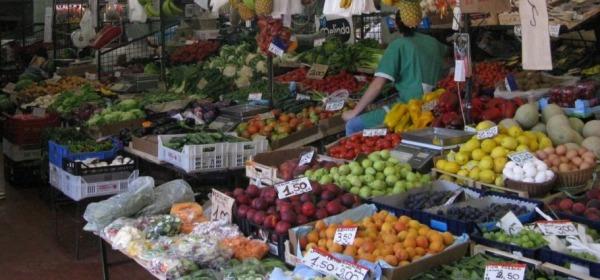mercato coperto - foto di repertorio
