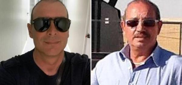 Salvatore Failla e Fausto Piano, uccisi il 2 marzo scorso in Libia