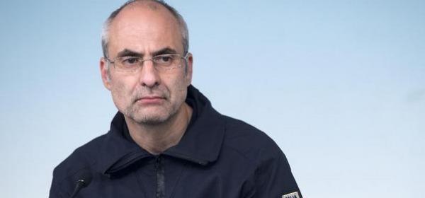 Fabrizio Curcio - capo della Protezione Civile