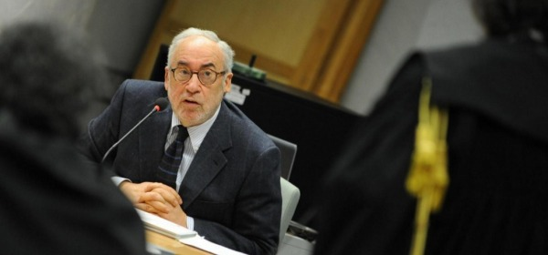 Ottaviano Del Turco, ex presidente della Regione Abruzzo