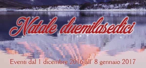 Eventi Natale 2016 a L'Aquila