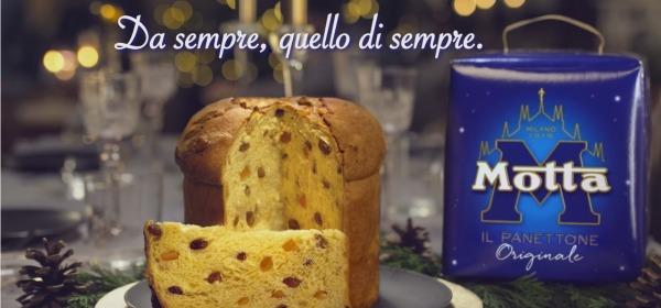 Spot Panettone Motta