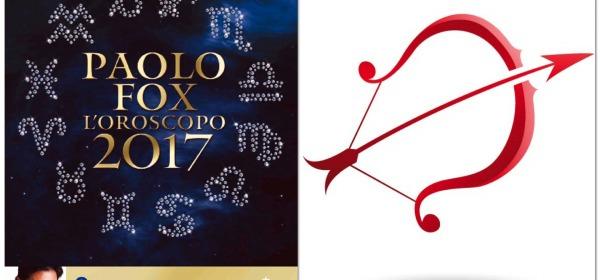 SAGITTARIO - Oroscopo 2017 Paolo Fox