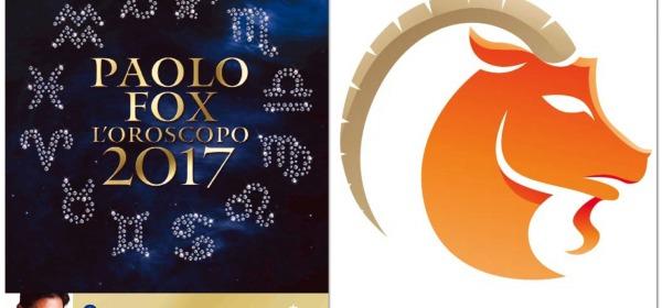 CAPRICORNO - Oroscopo 2017 Paolo Fox