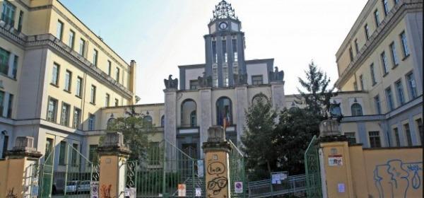 ROMA- scuola elementare 'Cesare Battisti' - Garbatella