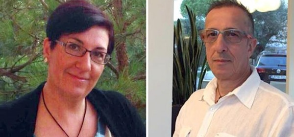 I coniugi uccisi nel Ferrarese