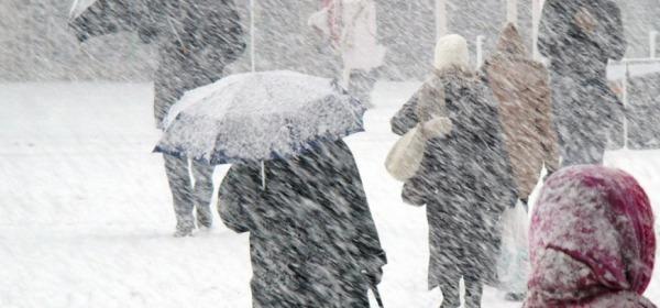 gelo e neve - foto di repertorio