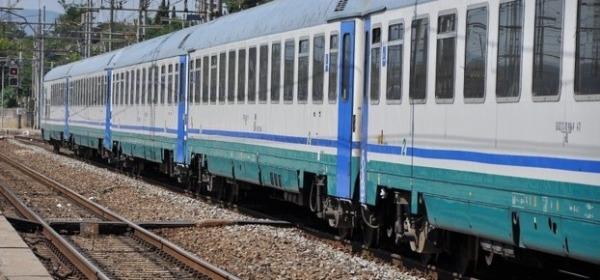 treno - foto di repertorio