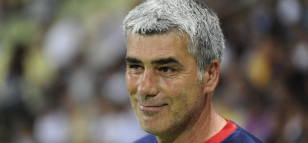Guido Ugolotti, il nuovo tecnico del Teramo Calcio
