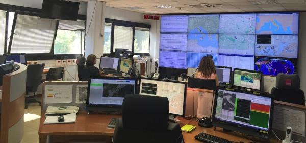 monitoraggio sismico - INGV